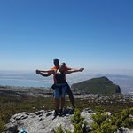 Table Mountain Walks