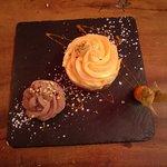 café de Bouzigues Aigues Mortes la tartelette citron