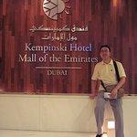 Foto de Kempinski Hotel Mall of the Emirates