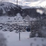 Cassana ski lift - the closest to the hotel
