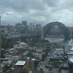 Harbour bridge view 29th Floor