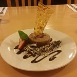 one of the yummy seasonal desserts available