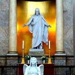 Le Christ de l'autel