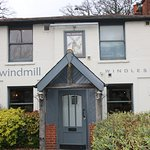 Windmill - Front Entrance