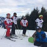 Alpenblick Gästen-Skirennen, auch für Snowboarder