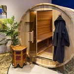 Moroc Spa Garden Heat Room