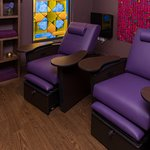 Moroc Spa Garden Treatment Room