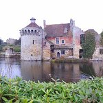 February 2017 Scotney Castle old building