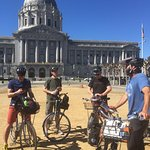 Photo de Streets of San Francisco Bike Tours