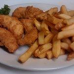 Fried Chicken Tenders w/ Fries