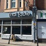 Foto Thai Table