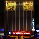 Bilde fra Santhi Bhavan