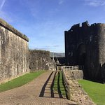 Photo of Caerphilly Castle