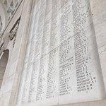 Amazing memorial - beautifully designed