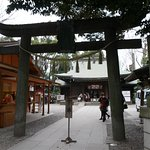 Kawagoe Hikawa Shrine Foto