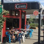 Cahoots A favourite haunt when in Greytown,