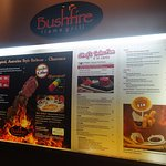 Photo de Bushfire Flame Grill