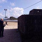 Only one seabeach near the Aberdeen market , port Blair.  Very nice for the enjoy your dinner ce