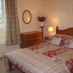 Our Double En-suite Room with far reaching Countryside Views