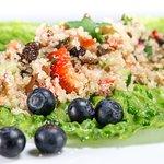 Tabuleh de quinoa!