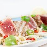 Super fresh tuna! Delicious!