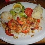 Killer Shrimp Plate
