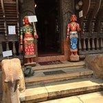Foto di Teatro e museo folkloristico del Kerala