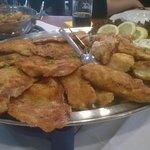 Die Fischplatte