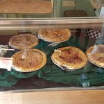 Front Store and pies!