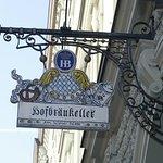 Eingang an der Inneren Wiener Strasse