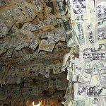 Signed Dollar Bills