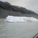 Glacier Boat Ride