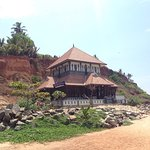 Some of the views of, and from, Varkala Beach