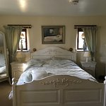 Bedroom in the cottage (Bothy)