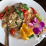 Beef Thai Fried Rice -yum!!