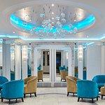 Opulent Malone Suite arrival area
