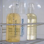 Every En-suite has a pressurised shower, mains water, shaver socket & toiletries.
