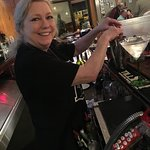 Jill will impress you with her wonderful drinks!