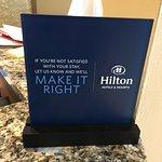 Hilton's Promise