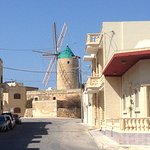 Windmill from down the steet