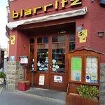 Fachada restabran te Biarritz