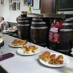 Empanadas gallegas, tres modalidades a cada cual más buena.