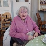 Star of the show - my 101 year old friend