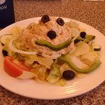 City Line Diner custom created a Tuna Salad just for me!