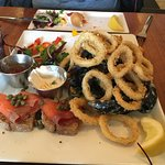 Yummy mussels and Special sharing platter