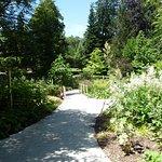Et de superbes ballades dans un parc de 25 hectares de verdure et de fleurs