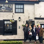 The Hinds Head Foto