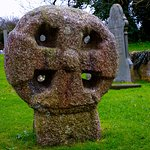 Medieval Wheel Head Cross