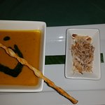 Coconut & Pumpkin Soup