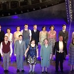 Cast roll call of Funny Girl